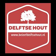Beleef Delftse Hout Logo
